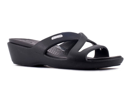 #Crocs Womens Patricia II Black - (11661-060) - F
