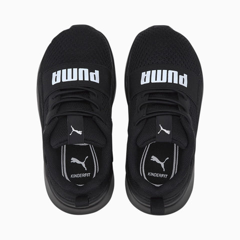 #Puma Toddler Wired PS Black - (372028 01) - PW - R1L10