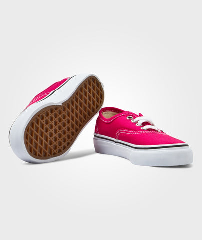 #Vans Kids Authentic Rose/White - (VN 0RQZ7Z3) - RZ - R1L1