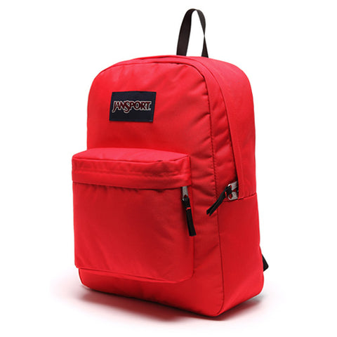#Jansport Superbreak BkPk 25L High Risk Red - (T5015KS) - R2L14/F