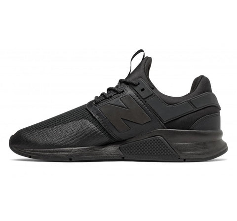 #New Balance Mens Lifestyle 247 V2 Black - (MS247NDD) - TH - R2L14 - L/P