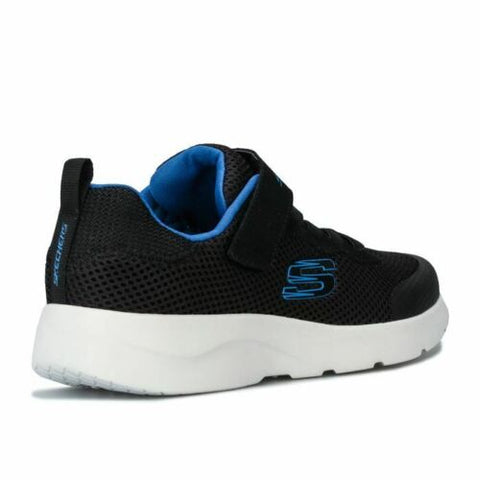 #Skechers Kids Vordix Dynamight 2.0 - (97786L/BKRY) - VB - F