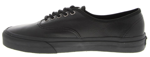 *Vans AUTHENTIC LEATHER Black (VN-0QERL9M) - LTH - R2L15
