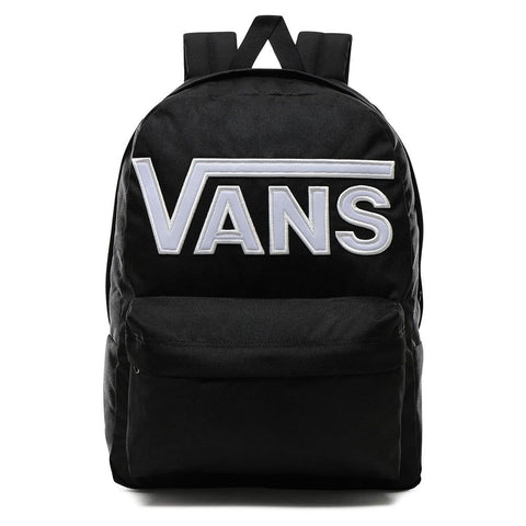 VANS OLD SKOOL III BACKPACK BLACK-WHITE WITH LAPTOP POCKET.