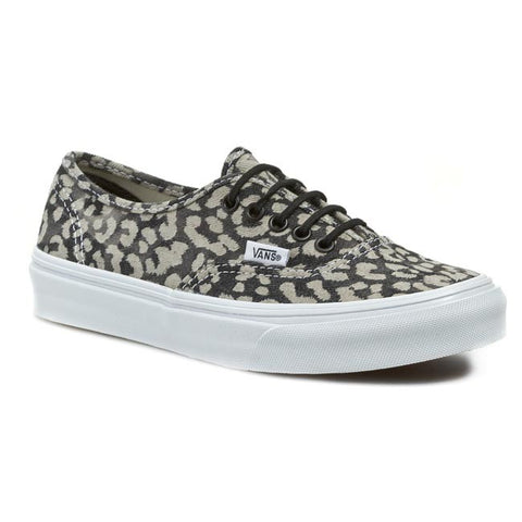 #Vans Kids Authentic washed leopard/black - (VN-0WWXDVF) - WL - R1L1