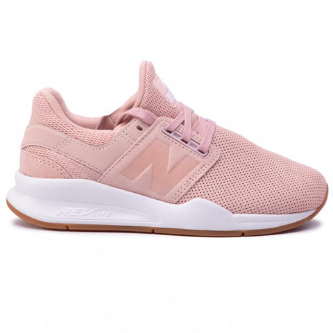 #New Balance 247 Womens Pink - (WS247CE) - CE - R2L14