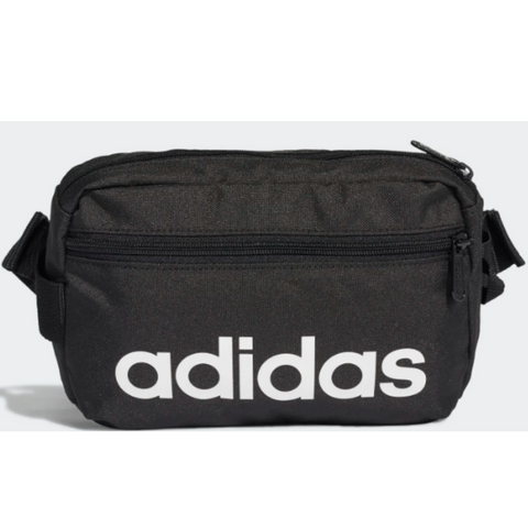 #Adidas Linear Core Waist Bag Black - (DT4827) - F