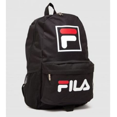 #Fila Backpack 001 Black - (FBP1S19) - R2L14/F