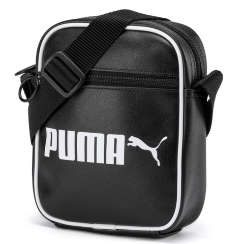 PUMA CAMPUS PORTABLE RETRO SHOULDER BAG