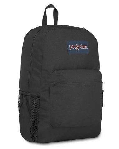 JANSPORT CROSSTOWN BACKPACK BLACK 26 LITRES - R2L14/F