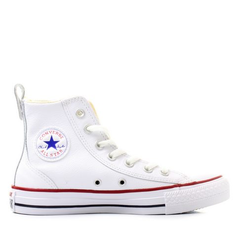 *Chuck Taylor All Star Chelsee Leather Hi Top (549710C) - CD - R1L7