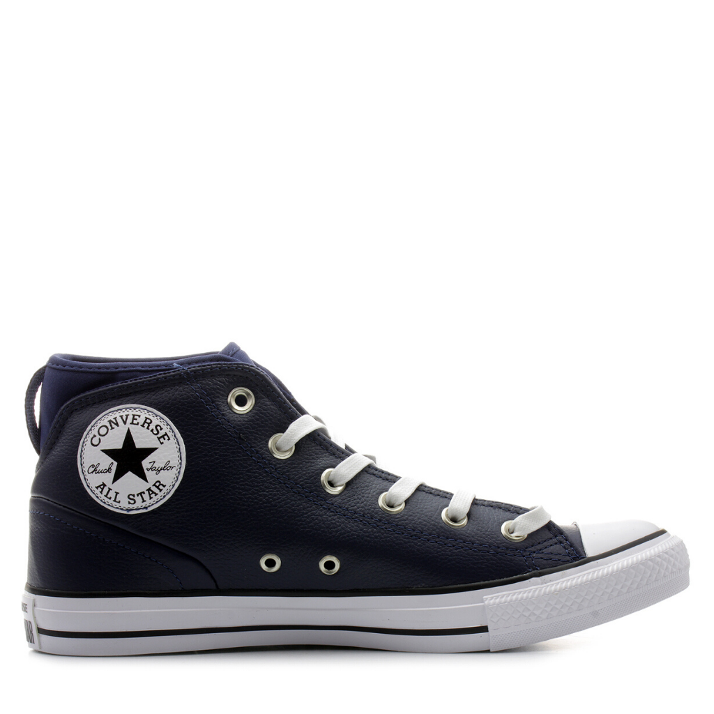 *Chuck Taylor All Star Syde Street Leather - (157539C) - NH - R1L6