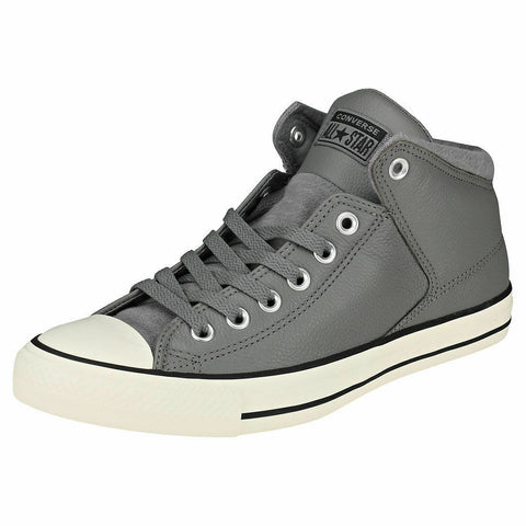 *Chuck Taylor All Star High Street - (161472C) - GREY LT - R1L5