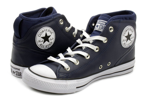 *Chuck Taylor All Star Syde Street Leather - (157539C) - NH - R1L5 - L/P