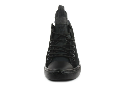 *CHUCK TAYLOR ALL STAR ULTRA MID BLACK - (162378C) - DK - R1L5