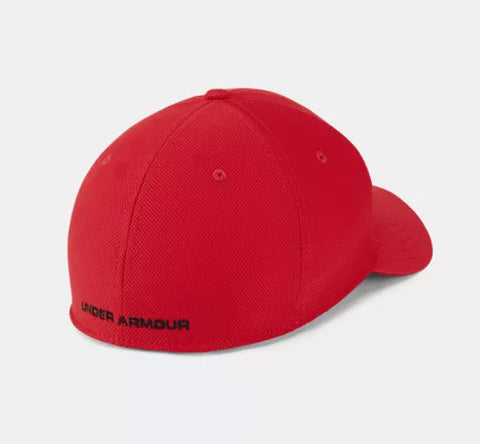#UA Mens Blitzing 3.0 Cap Red - (1305036 600) - F