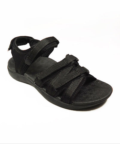 #Scholl Kids/Youth Koru Kids Sandal Black - (24KORBLK) - K - F