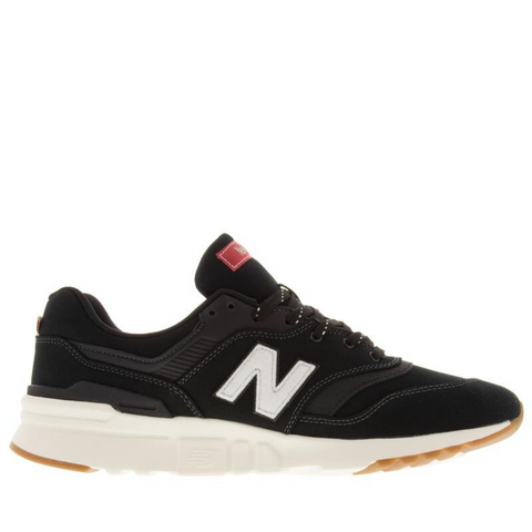 #New Balance Black Trainers  (CM997HDD) - NE - R2L4