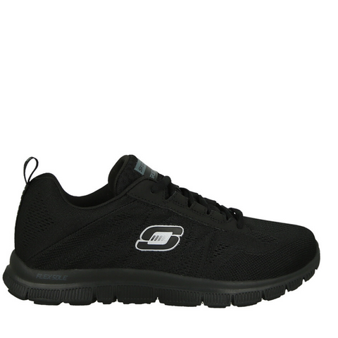 Skechers Womens Flex Appeal Sweet Spot - (11729/BBK) - BBK - R2L16