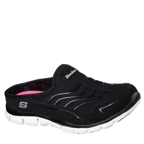 Skechers Gratis Lights Out - (22399/BKW) - SLB - R2L16