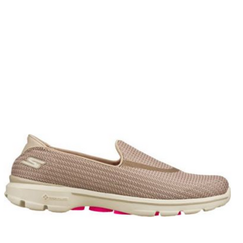 Skechers Womens GOwalk 3 Slip-on - (13980/STN) - NS - R2L16