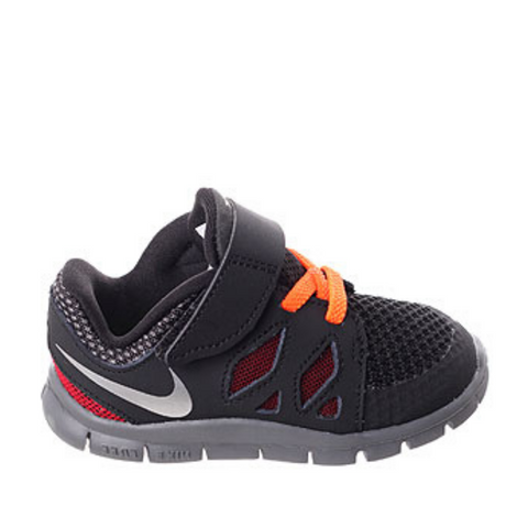 #Nike Free 5 Toddler Black/Grey - (644429 006) - I1 - R1L1