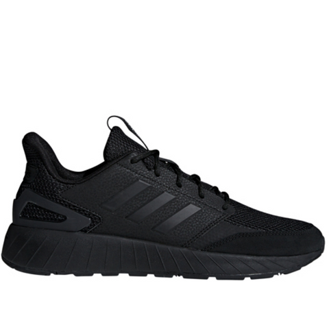 *ADIDAS QUESTAR STRIKE MENS RUNNERS (G25771) - G28 - R2L12 - L/P