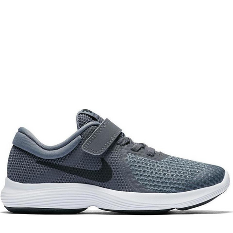 #Nike Youth Revolution 4 Grey - (943305 005) - J17 - R1L2