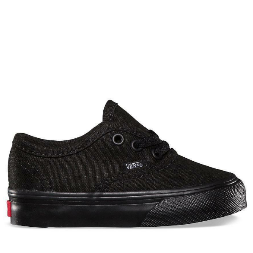 #Vans Authentic Black Canvas (VNOOOED9BKA) - B - R1L1