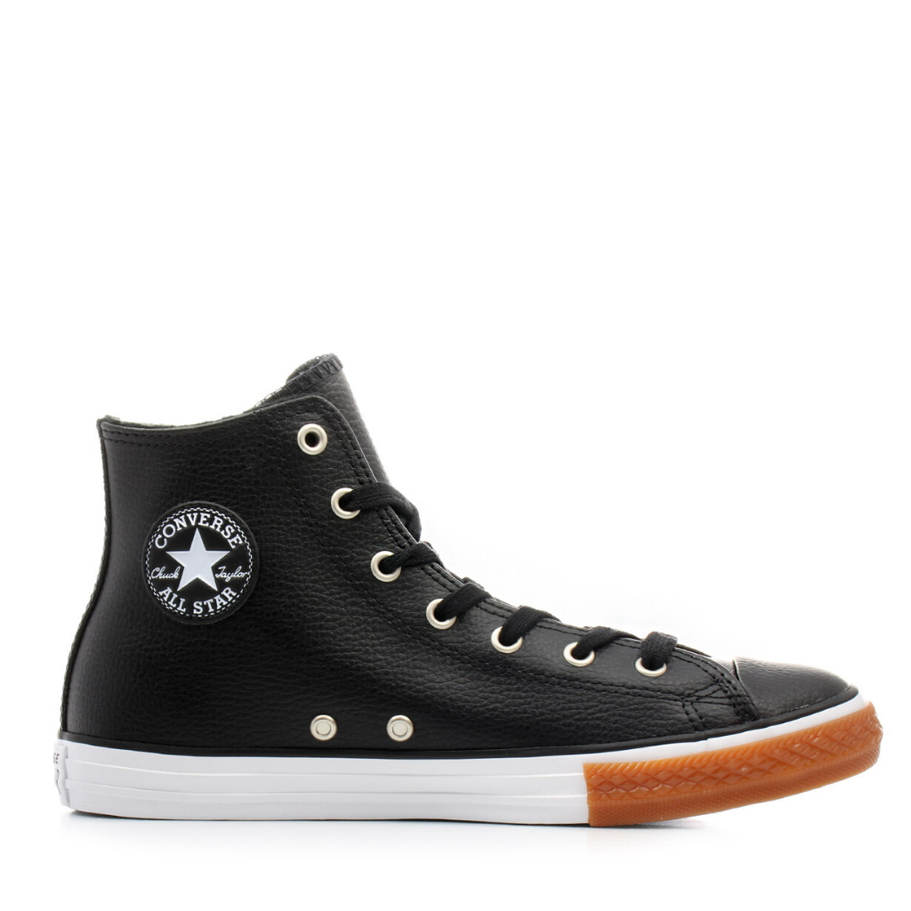 #Converse Chuck Taylor All Star Leather High (661823C) - BG - R1L8