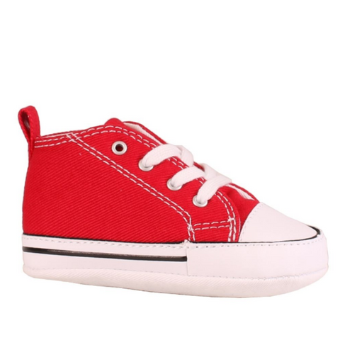 Converse FIRST STAR HI RED (88875) - RED - F