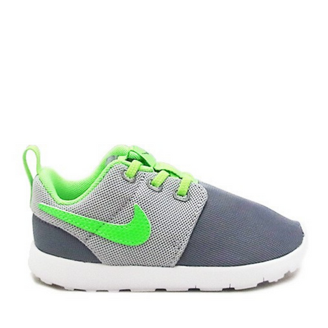 #Nike Toddler Grey/Green (749430-025) - S92 - R1L9