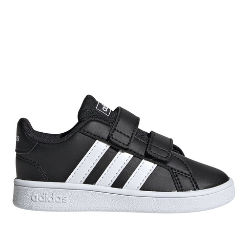 *Adidas Toddlers Grand Court Sneakers (EF0117) - EB - R1L9