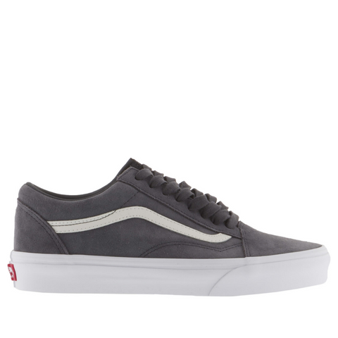 *Vans Old Skool Grey Sneakers (VN0A38G1VKE) - GRY - R1L5