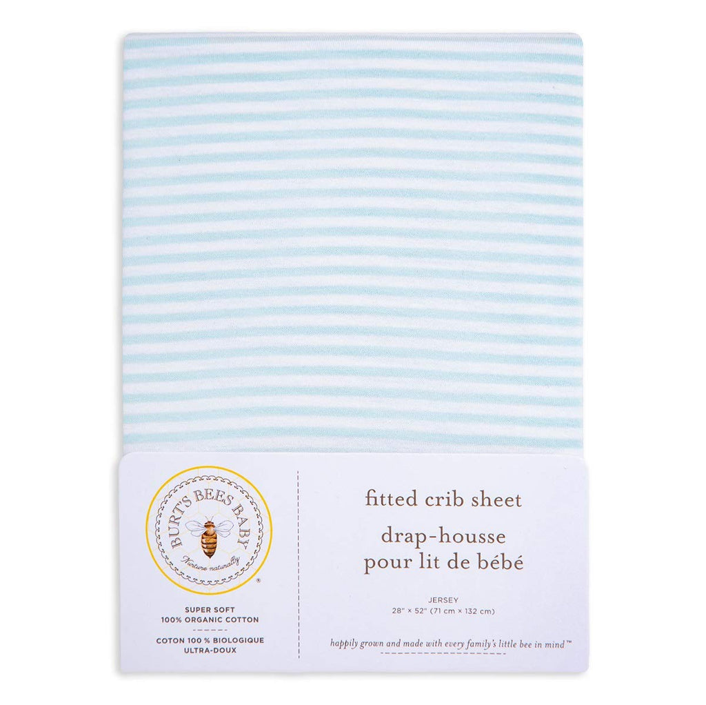 Extra full crib sheet set