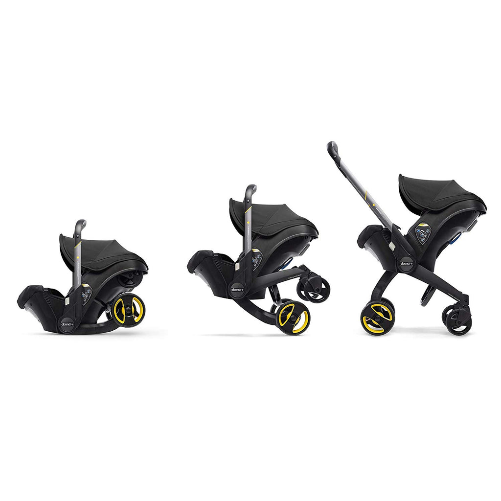 2-in-1 Infant Car Seat & Stroller