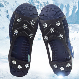 Anti-Slip Ice Gripper for Shoes