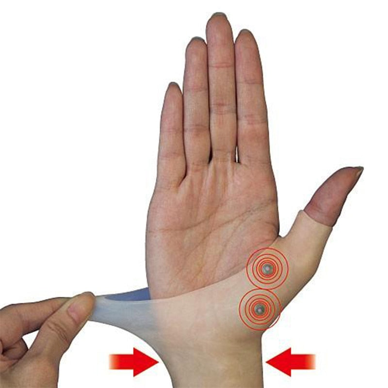 Magnetic Therapy Wrist Hand Thumb Gloves