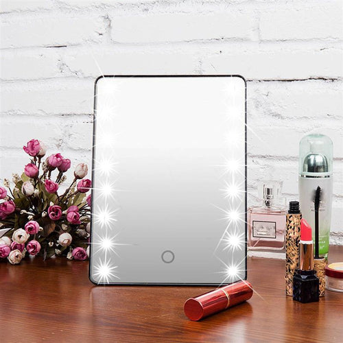 Lighted Beauty Mirror