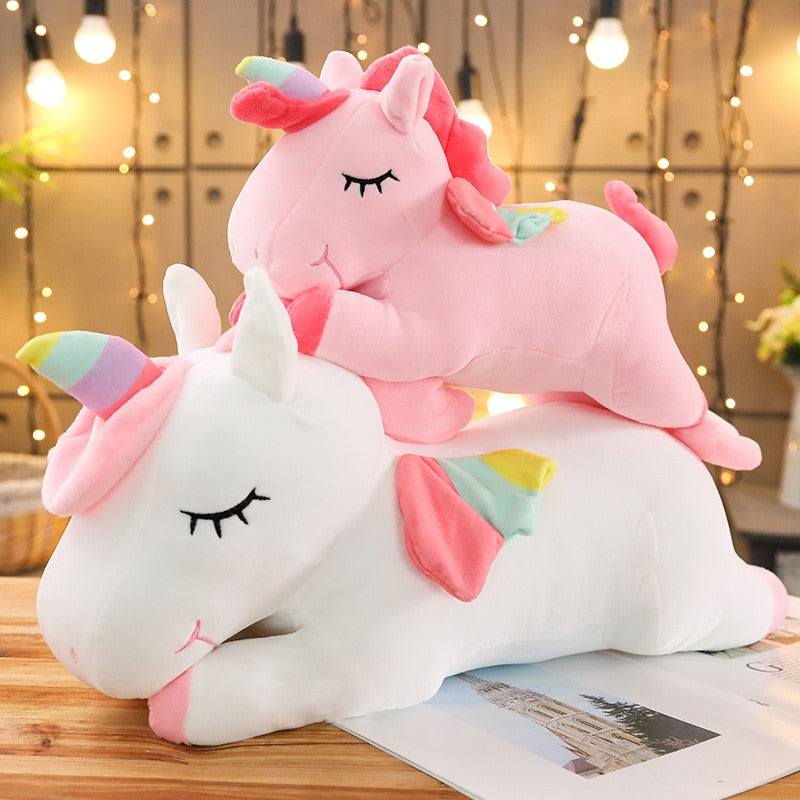 High Quality Large Unicorn Soft Stuffed Animal