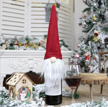 Load image into Gallery viewer, Holiday Wine Bag