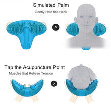 Load image into Gallery viewer, Ruplac-Ergonomic Cervical Neck Pillow