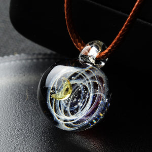 Gaiami- Galileo Universe Necklace