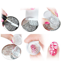 Load image into Gallery viewer, Nanmer-Nailart Plate Stamp Set