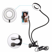 Load image into Gallery viewer, GenX- Professional Portable LED Light with Cell Phone Holder