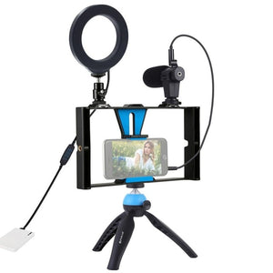 V-Mimic- 4 in 1 Smartphone Video Rig