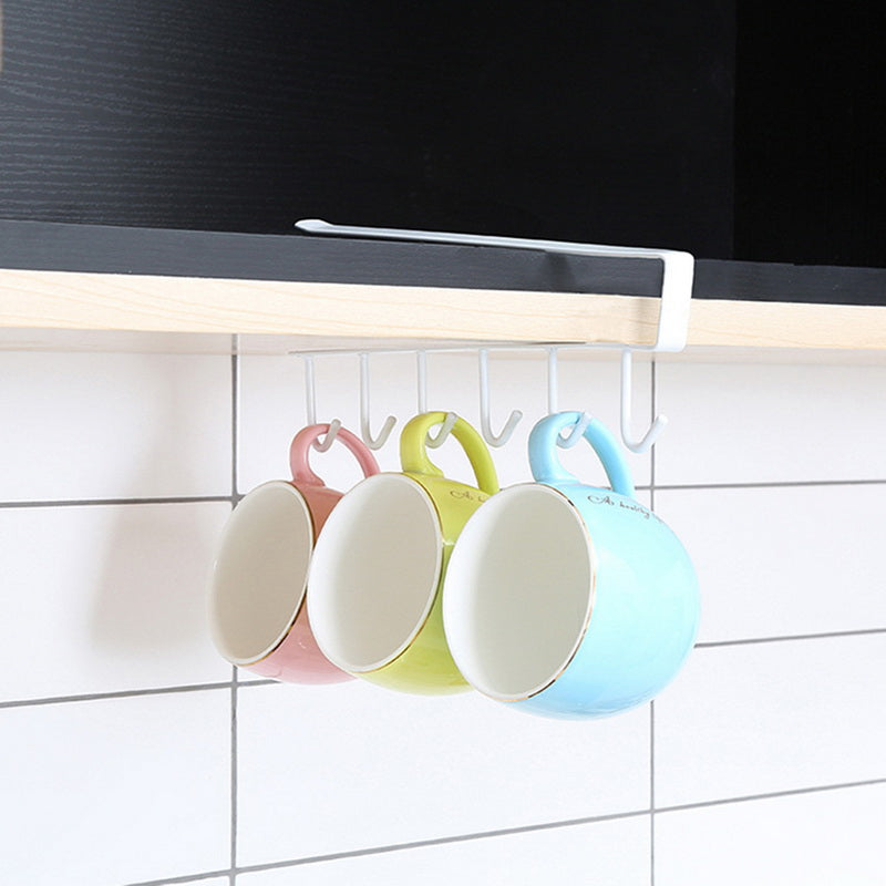 Kitchen Cupboard Storage Rack