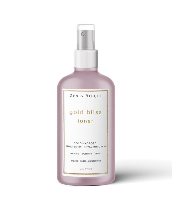 GOLD BLISS HYDRATING TONER