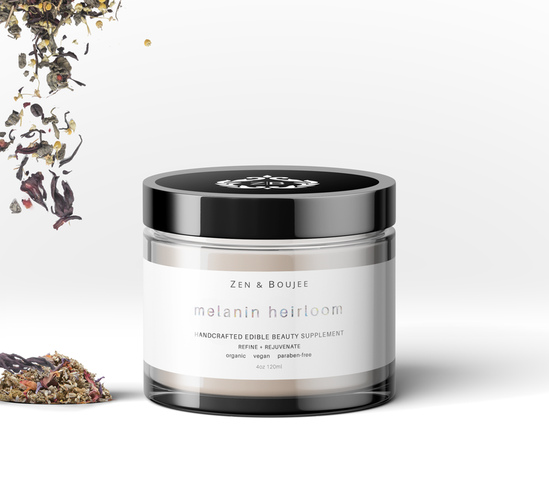 MELANIN HEIRLOOM INSIDE OUT REJUVENATING NANO KIT