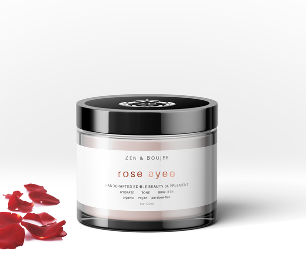 ROSE AYE BALANCING POWDER MASQUE